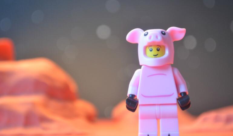 Lego Animation Workshops 2019