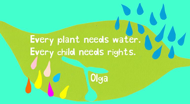 World Childrens Day Olga Web
