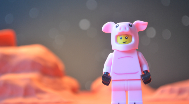 Lego Animation Workshops 2018