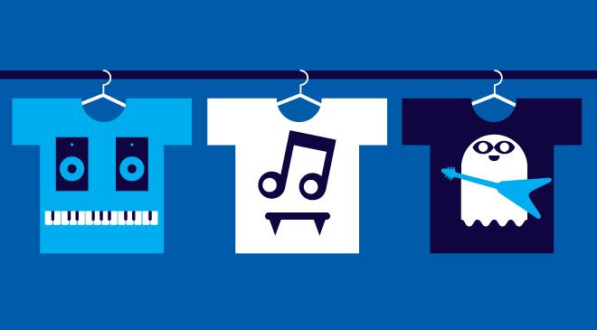 Make Your Own Music T Shirt Workshops The Ark Dublin Creative